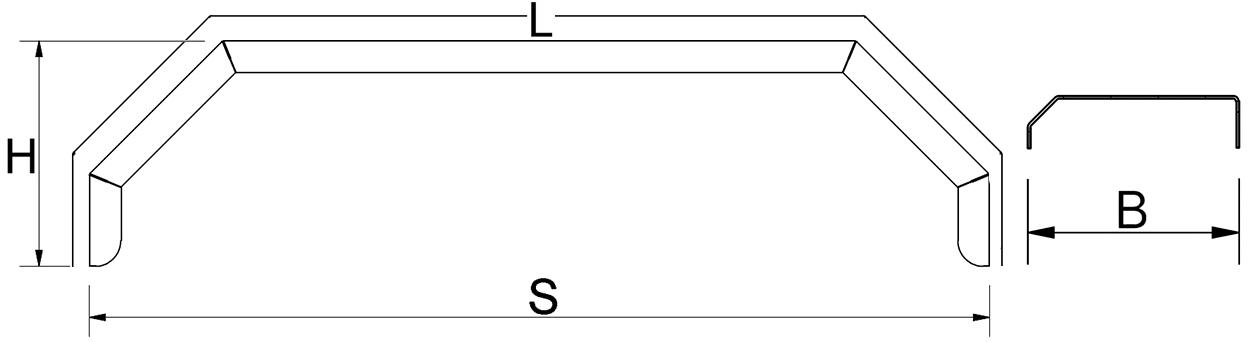 Tandem Anhängerkotflügel alu